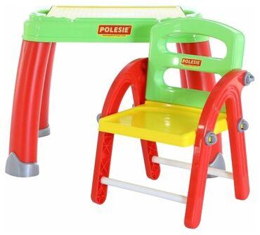 Набор дошкольника Полесье комплект предназначен для детей от 2 до 7