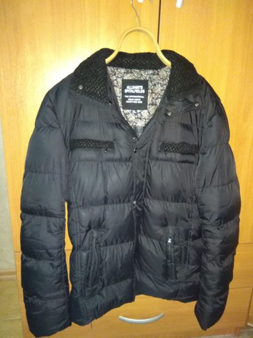 Мужская зимняя куртка размер xl. в Бишкек
