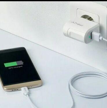 Электроника - Тынчтык: Зарядники для Айфона Качество люкс В наличии есть Доставка по