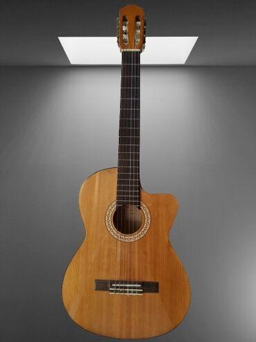 Klassik Gitara RivertoneYaxşı vəziyyətdədir Çox az işlənibD'Addarío
