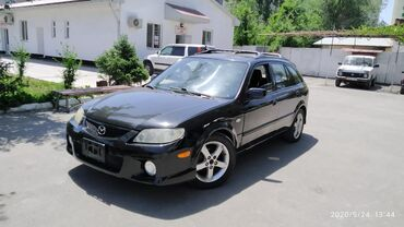Mazda 323 2 л. 2003 | 131000 км