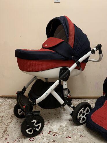 Срочно! Продаю коляска 3в1 бренд Adamex Barletta ! Состояние хорош