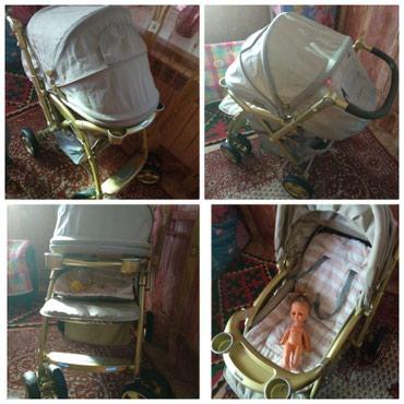 Продаю коляску, состояние идеальное в Нарын