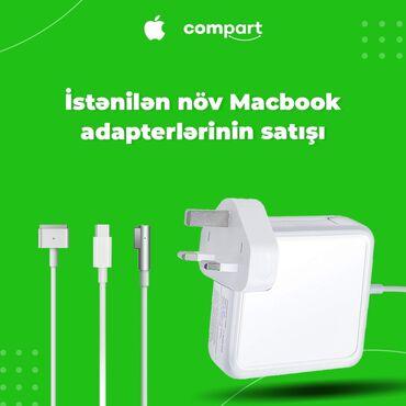 macbook pro i7 fiyat - Azərbaycan: Butun Macbook Pro ve Macbook Air modelleri ucun adaptorlar
