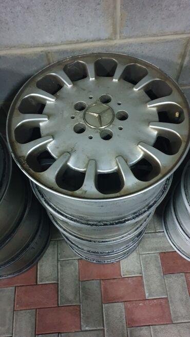 Mercedes-benz 211 R16 диски в оригинале привозные