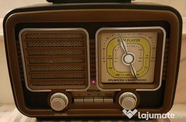Zvučnici i zvučni sistemi | Srbija: Retro Radio MD-1709BTRadio Retro MODEL 1709BT. Veoma atraktivan radio