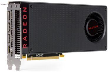 Продаю видеокарту AMD Radeon RX480 4gb GDDR5 256bit на турбине