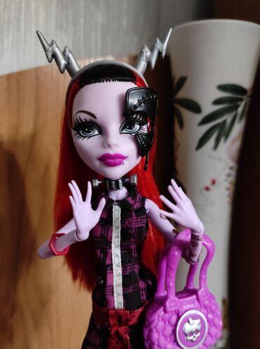 """посольство сша в бишкеке в Кыргызстан: Кукла монстер хай Monster high Оперетта из серии """" Фрики"""