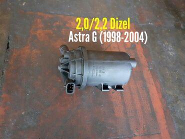 alfa romeo spider 2 2 mt - Azərbaycan: Opel Astra G 2,0 və 2,2 Dizel Yanacaq Filtri Korpusu