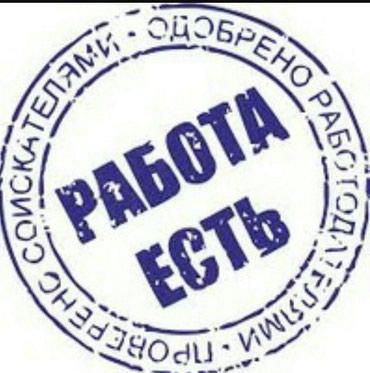 Требуется помощник бухгалтера в Бишкек