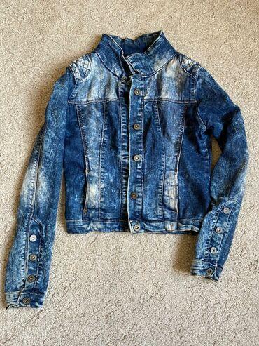 Prelepa teksas jaknica bez tragova nosenja
