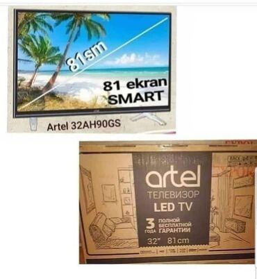 Электроника в Билясувар: ‼ ARTEL - Tv‼Təzə və upakovkada.Anbardan satış. Qiymət : 300 azn.Smart