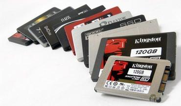 Покупаю нерабочие SSD накопители в Bakı