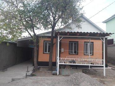 срочно продаётся дом. рабочий городок. ул. некрасова-красная.есть газ, in Бишкек