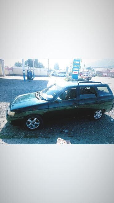 Транспорт - Балыкчы: ВАЗ (ЛАДА) 2111 1.5 л. 2003 | 183000 км