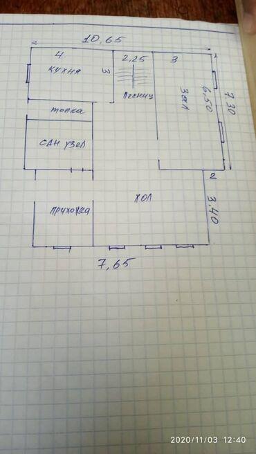 продам дом беловодск в Кыргызстан: Продам Дом 130 кв. м, 5 комнат
