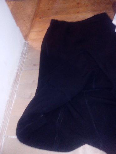 Suknja-obim-struka - Srbija: Suknja punija za visoku zenu sa postavom obim struka 96