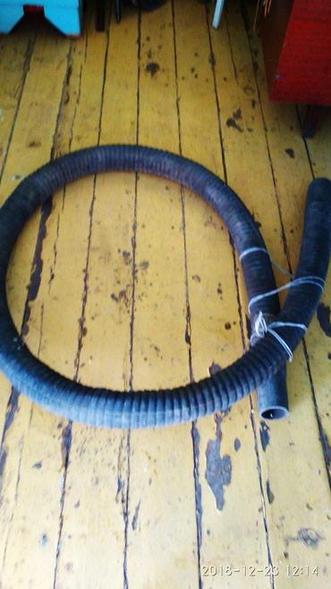 Гофрированный шланг диаметр 80мм, в Каракол