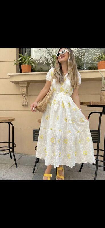 Очень нежное платье Турция, качество шикарное