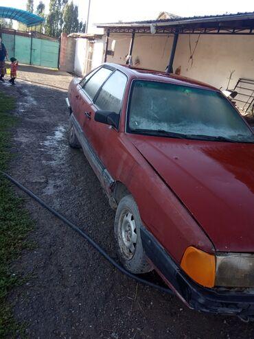 Транспорт - Беловодское: Audi 100 1.8 л. 1984