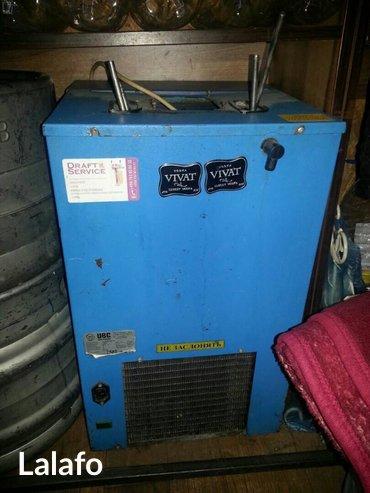 срочно продам или сдам в арохладитель для пива тайфун 75 4-х линейный. в Бишкек