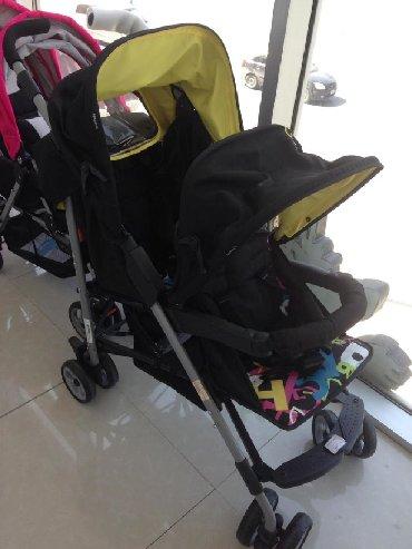 - Azərbaycan: Good baby kalyaska,yenidir.mağaza bağlandığı üçün idxal qiymətinə