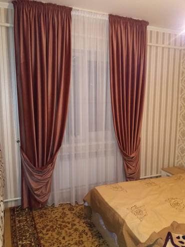 Шторы и жалюзи в Кыргызстан: Продаю штору абсолютно новая,материал турецкий.высота 2.80 ширина