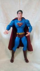 Igracka superman za uzrast 1+, svi delovi tela su pokretljivi. - Novi Sad