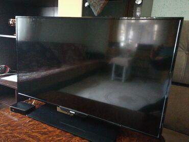 krosna aparati - Azərbaycan: Salam satilir telvizor Philips 108 duyum Smart wayfay var krosna apara