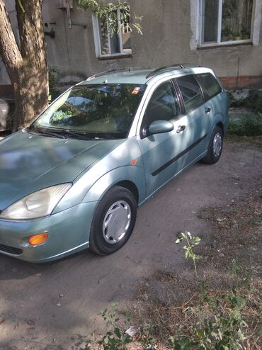 Автомобили в Бишкек: Ford Focus 1.8 л. 2001 | 1000000 км