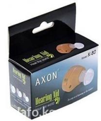 Миниатюрный прибор для улучшения слуха axon k-80 – специально разработ
