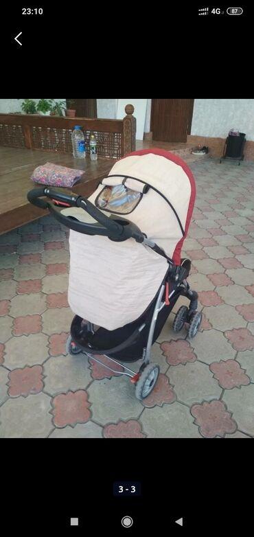 Детский мир - Беш-Кюнгей: Продается коляска фирмы mamalove. В хорошем состоянии