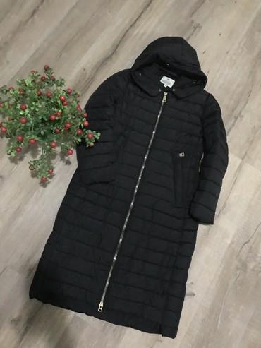 Куртка теплая, удлиненная, в отличном состоянии, одевала пару раз