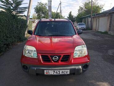 диски на внедорожник в Кыргызстан: Nissan X-Trail 2.2 л. 2003
