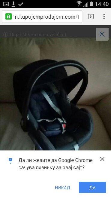Autosedišta i nosiljke za bebe | Srbija: Maxi cosi nosiljka sediste