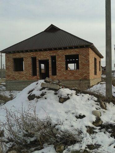 Срочно продаю кирпичный недостроенный дом.В Авторынке Азамат.Цена