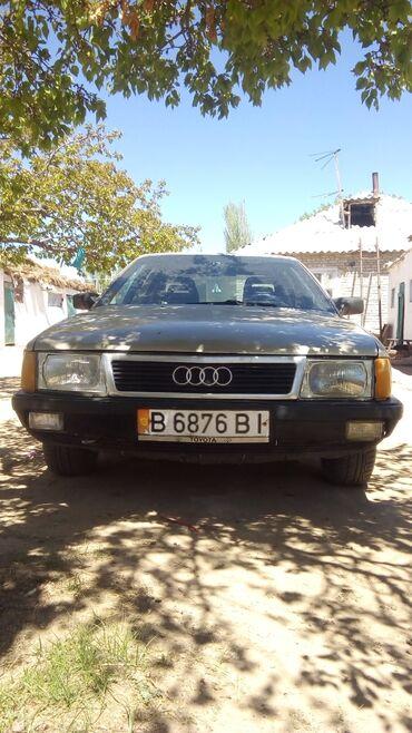 Транспорт - Норус: Audi 100 2.2 л. 1986   1111 км