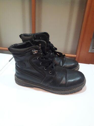 Ботинки разм 39-40 зимние в хорошем состоянии