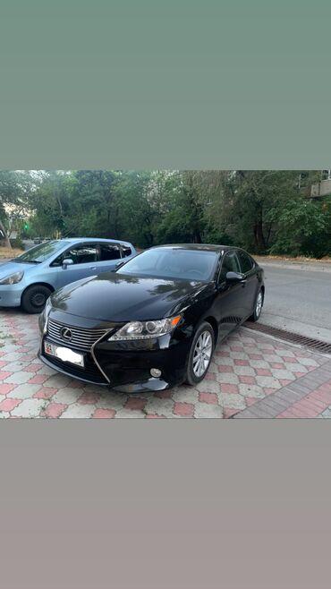Lexus ES 2.5 л. 2013 | 100000 км