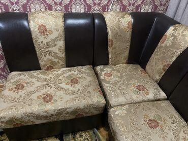 tkan dlja obivki kuhonnoj mebeli в Кыргызстан: Продаю угловой мебель (почти новый,состояние отличное) цена 19000с