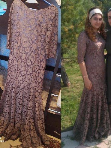 Платья в Ак-Джол: Очень красивая платья русалочка в реале ещё красивее блестит в
