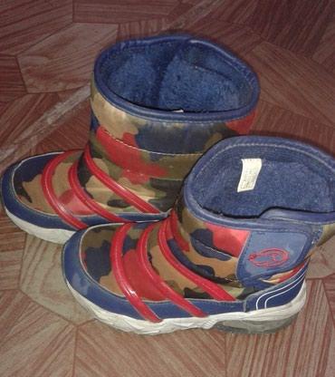 Сапоги (аляски) зимние размер 29 (по бирке) в Бишкек