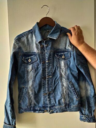 Texas jaknica odgovara velicini S,mada moze i za M.Veoma