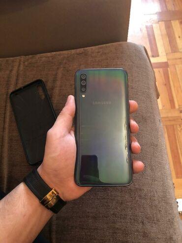 Samsung - Saray: İşlənmiş Samsung A50 64 GB qara