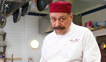 Требуется повар с высшим образованием для кулинарных курсов в Бишкек