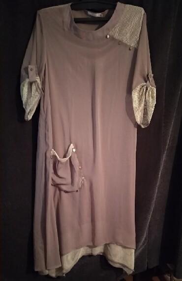 вечернее платье 52 54 размер в Кыргызстан: Платье размер 52-54 город Джалал абад
