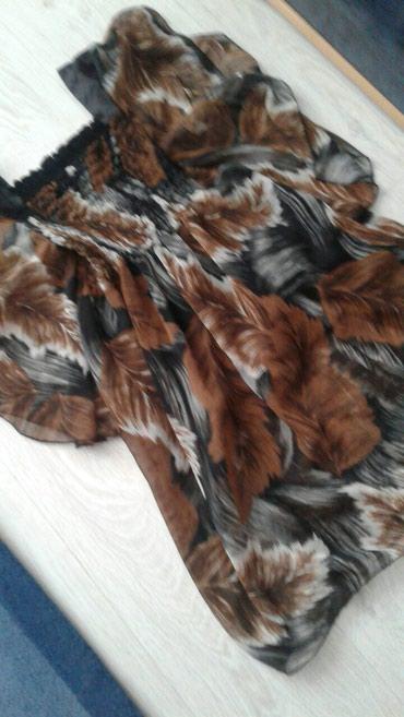 Zanimljiva tunika a nekome haljina - Nova Varos