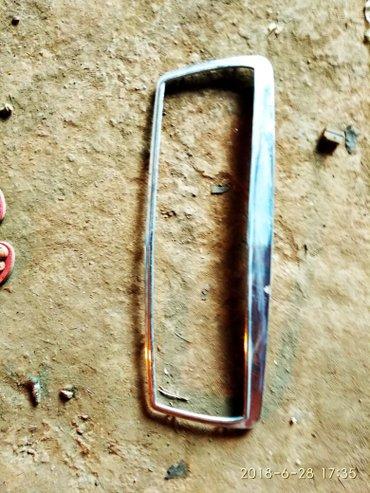 Мерс 210 лупарь,рамка передней решетки оригинал в Бишкек