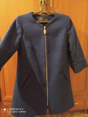Женская одежда - Кызыл-Туу: Деми пальто, размер xxl (46) размер, короткое, состояние хорошее 450