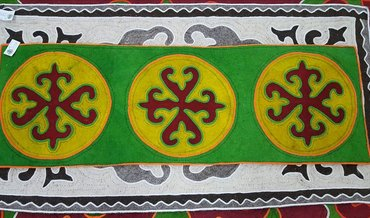 Войлочные коврики для пола. Очень теплые и качественные! в Бишкек